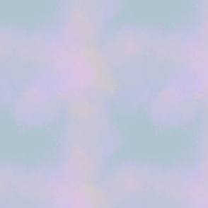 Grey purple clouds