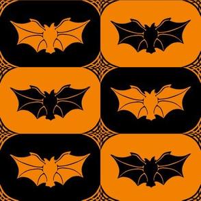 Orange Shadow Bats