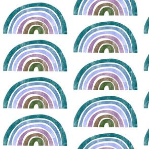 Rainbow - Blues - 8 Inch