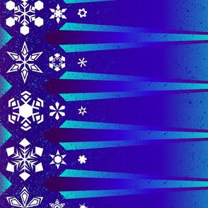 Snowflake Skirt Medium Scale