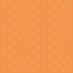 Polkadots - orange