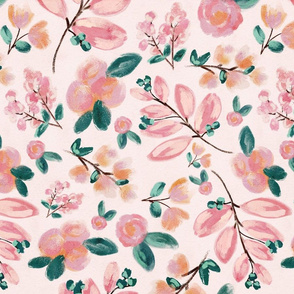 English Garden - Blush