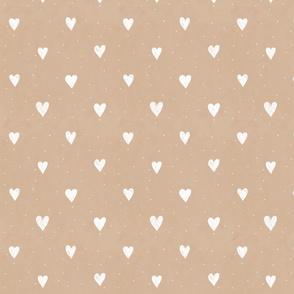 Brown Paper Hearts (bigger)