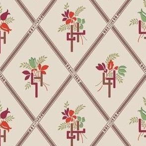 Bouquets Cubistes 1c