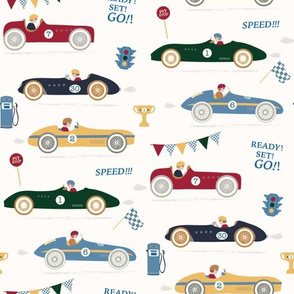 Grand Prix Get Ready