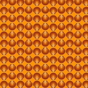 Shellvron orange