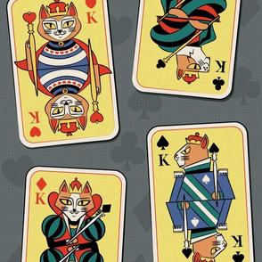 Kitty Kings Card Game