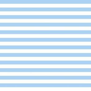 Ice Blue Stripes