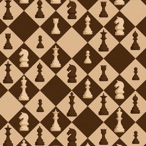Chess rhombus