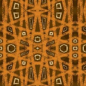 Atomic basket weave
