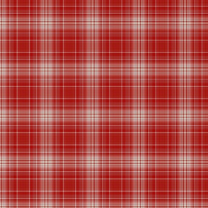 Red and White Plaid