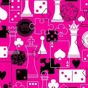 Let the Games Begin (Pink)