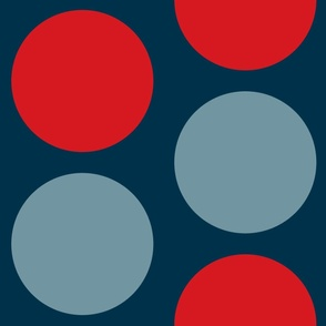 Stamped: The Big Dots - LARGE
