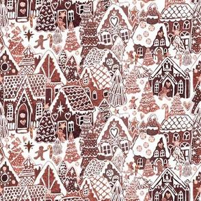 Gingerbread House smaller