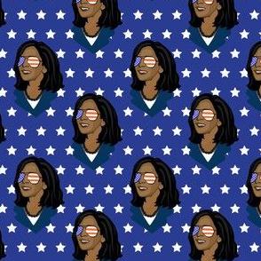 Kamala Stars - USA Stars - Small