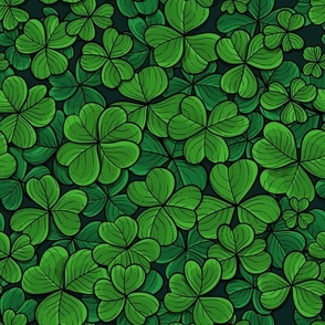 Find the lucky clover 2