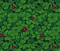 Find the lucky clover