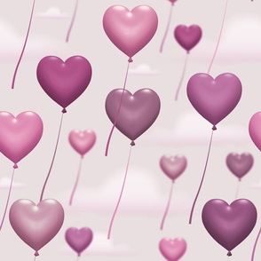 Love is In The Air (Pink)