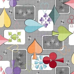 Atomic Age Playing Cards