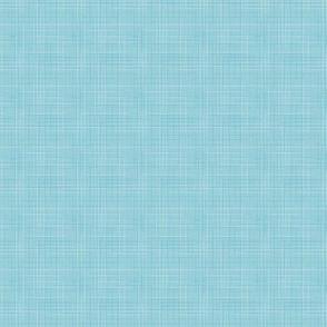 Atomic Age Linen Blue