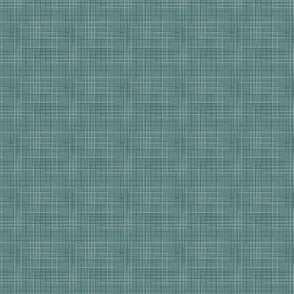 Atomic Age Linen ~ Teal