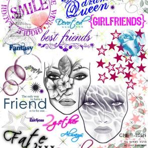 Friendship Collage