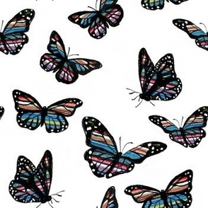 Butterfly Sarape