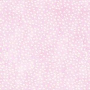Snow on Pink