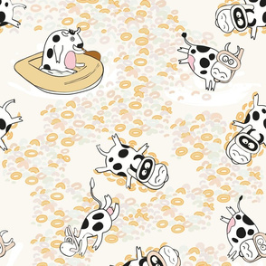 Cereal Cows
