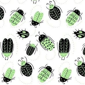 Bug Life Paradise Green