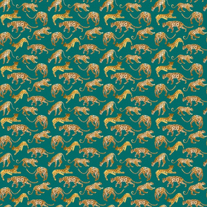 Handpainted Jaguars Small