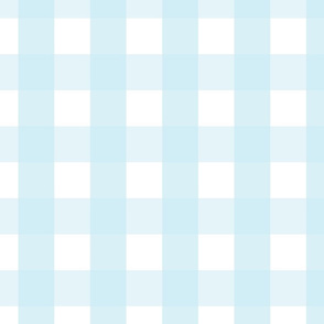 gingham 2in ice blue