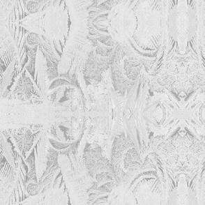 Morning Frost Wonderland