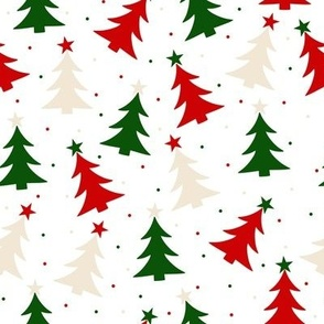 BKRD Traditional Holly Jolly Tree Party 8x8