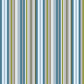 Beachside Stripes