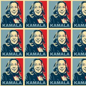 Kamala Madam Vice President