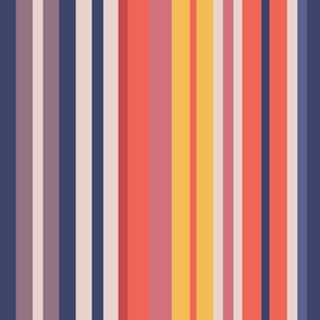 Sunset Beach Stripes