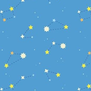 Constellations for Kiddos