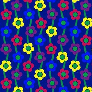 Florabella Blue Vine medium