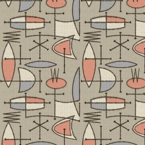 Innerspace Salmon Gray