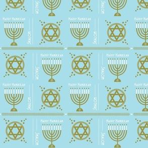 shalom lt blue lg