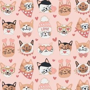 Valentines Kitty Cats