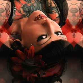 Tattoo Pin Up