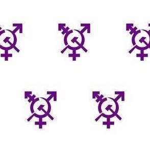 Transcommunist purple