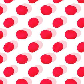 polka dot, red polka dots, red dots, red, polka dots, polka dots, pink, pink polka dots, red and white polka dot, red and white, pink and white polka dot, red polka dot fabric, polka dot print, polka print.