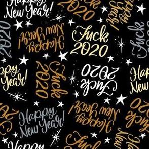 SMALL- Happy New Year Fuck 2020