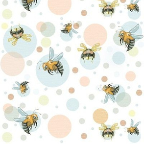 Bee Butts and Bubbles