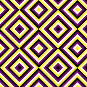 Enby Pride Tiles