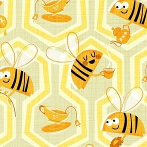 Bee Tea Time