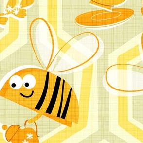 Bee Tea Time_200Size